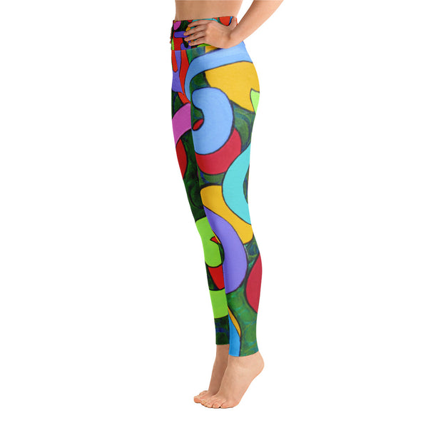 Swing Yoga Leggings