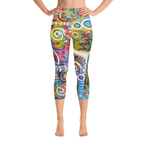 Holes Yoga Capri