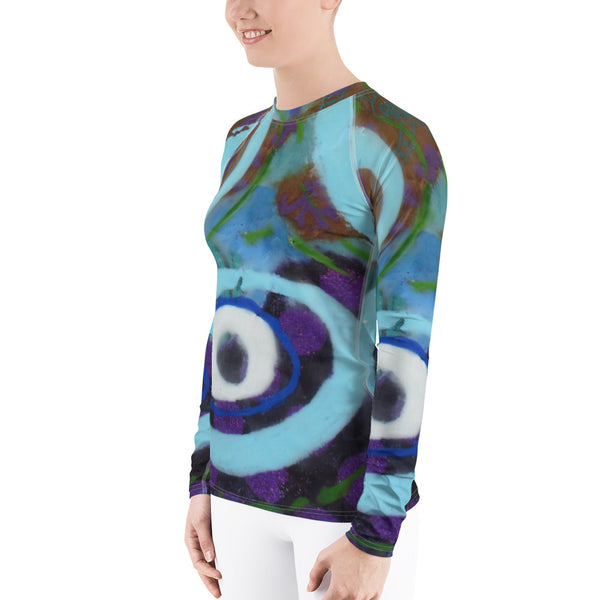 Jump Women's Rash Guard
