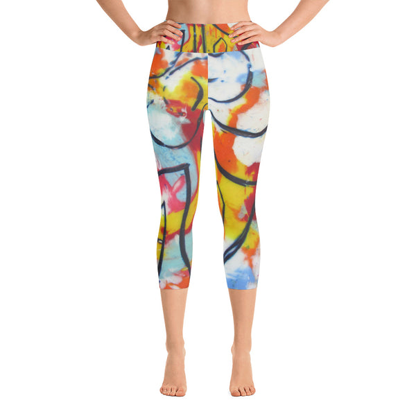 Hang Ten Yoga Capri