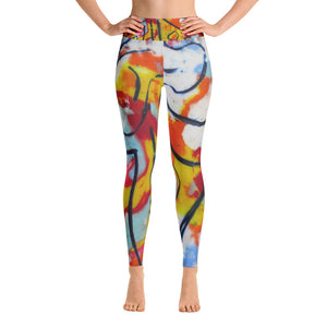 Hang Ten Yoga Leggings