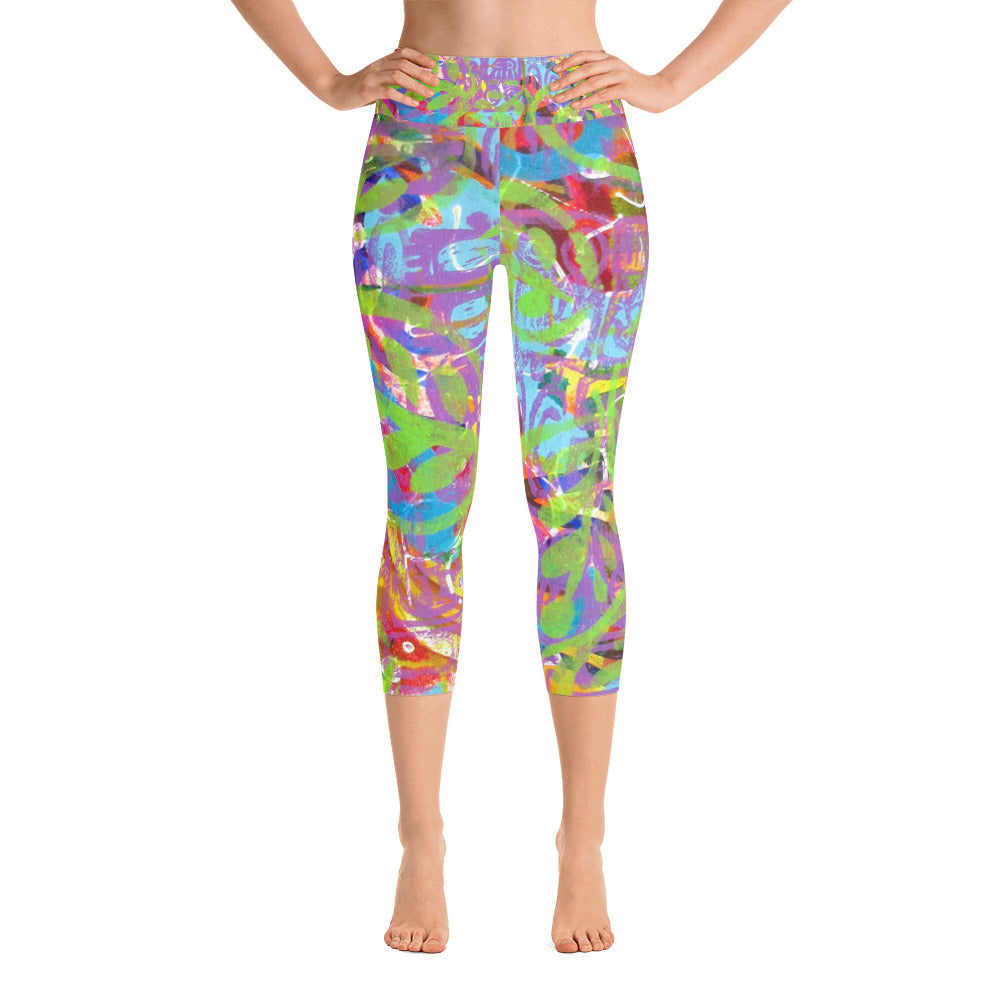 Turtle Yoga Capri