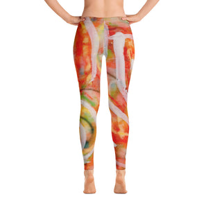 Falling Leaves Leggings