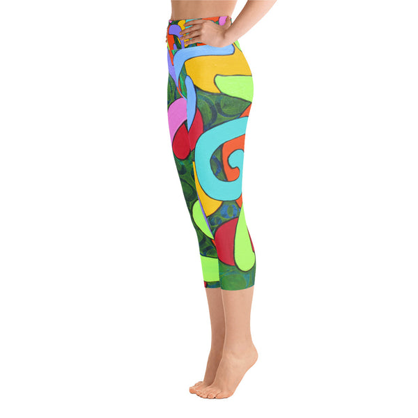 Swing Yoga Capri