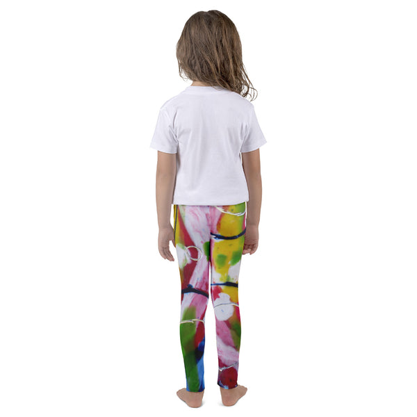 Blue Circle Kid's leggings