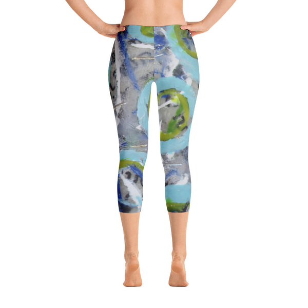 Bounce Capri Leggings