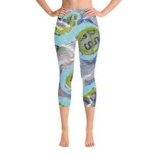 Bounce Yoga Capri