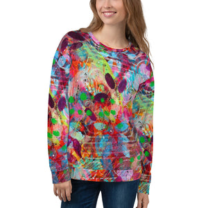Fingerprint Unisex Sweatshirt