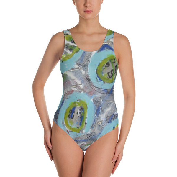 Bounce One-Piece Swimsuit