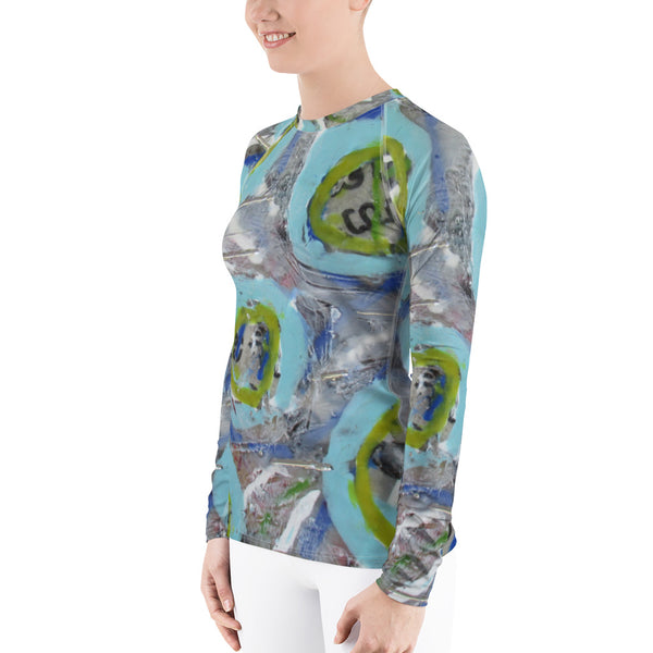 Bounce Women's Rash Guard