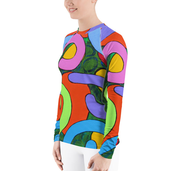 Swing Women's Rash Guard