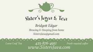 Sisters Java and Tea