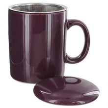Infuser Mug with Lid - 11oz - Variety of Colors