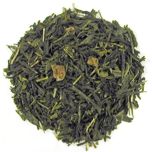 Long Island Strawberry Green Tea - Loose Leaf