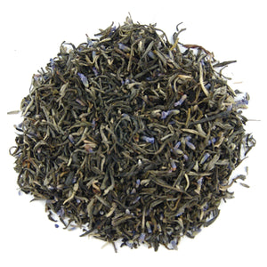 Lavender Butterfly Green Tea - Loose Leaf