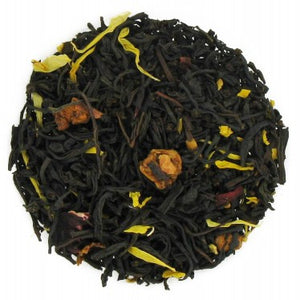 Pumpkin Spice Flavored Black Tea - Loose Leaf