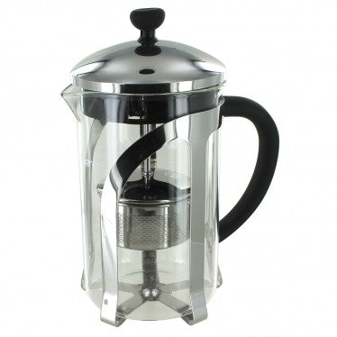 Ovente Glass Tea Maker with Infuser 27oz