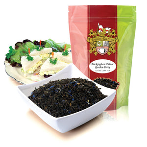 Buckingham Palace Garden Party Loose Leaf Tea - Earl Grey/Jasmine