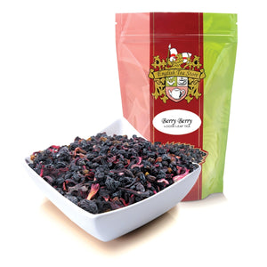 Berry Berry Herbal tea blend - Loose Leaf