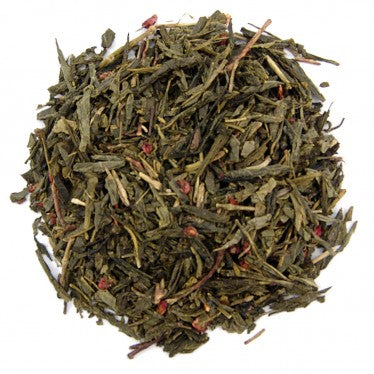 Bohemian Raspberry Loose Leaf Green Tea