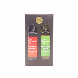 Due North Gift Pack 2 x 100ml Oil and Vinegar