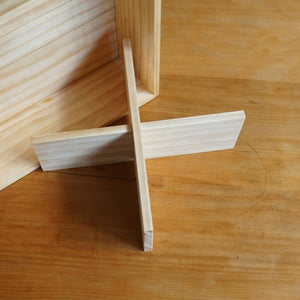 Wooden Baking Box  Dividers