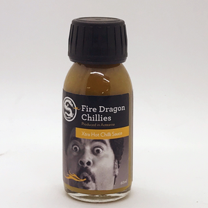 Fire Dragon Xtra Hot Sauce 60ml