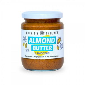 Forty Thieves Almond Butter Smooth 235g