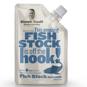 Simon Gault Home Cuisine Fish Stock Concentrate 100ml