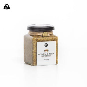 Artisan Vinegar Honey beer Mustard 190gm