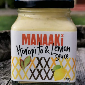 Manaaki Horopito and Lemon Sauce  170gm