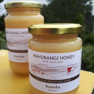 Mahurangi Kanuka Honey 300gm
