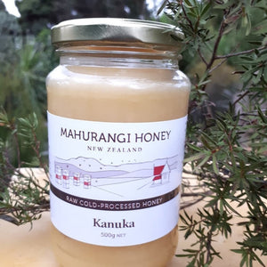 Mahurangi Kanuka Honey 500gm