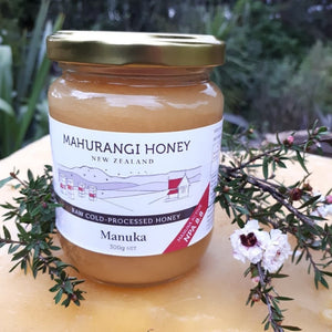 Mahurangi Manuka Active 8.8 Honey 300gm
