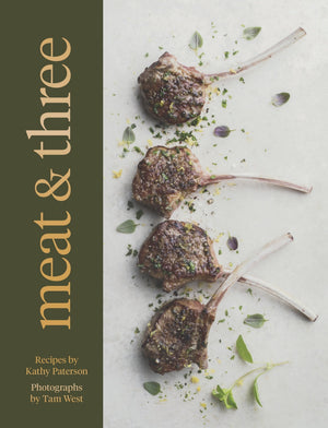Meat and Three by Kathy Paterson