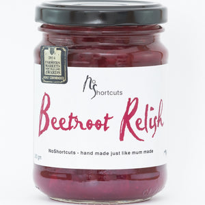 NoShortcuts Beetroot Relish 280g