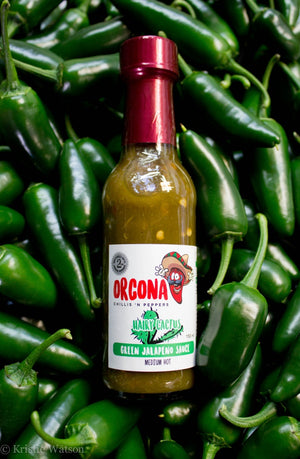 Orcona Chilli Hairy Cactus Sauce 150ml