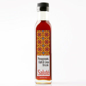 Salute Pomegranate, Chilli and Lime Drizzle 250ml