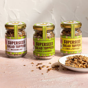 Superseed Salad Toppers Macadamia Nut 70gm