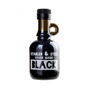 Stabler & Steel Black Sauce