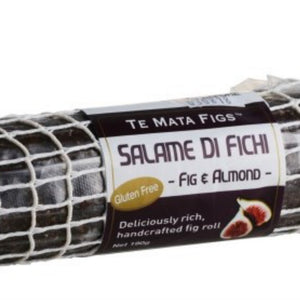 Te Mata Fig and Almond Salame 190g