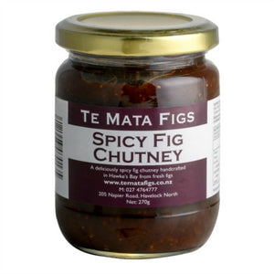 Te Mata Spicy Fig Chutney 270g