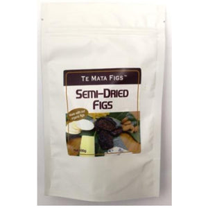 Te Mata semi dried Adriatic  Figs 100g