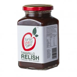 TAMCO Tamarillo relish 330gm