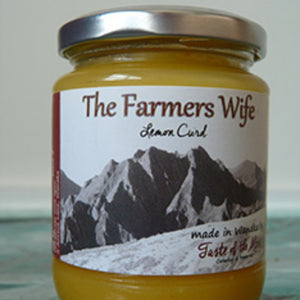 "Taste of the Alps ""The Farmer's Wife"" Lemon Curd 250g"