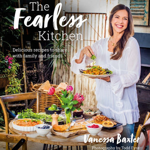 Fearless Kitchen  by Vanessa Baxter