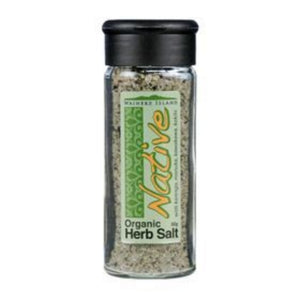 Waiheke Herbs Organic Native herb salt 80g