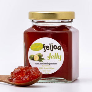 Heather's Feijoa Jelly  110ml