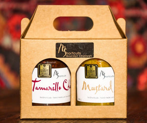 NoShortcuts Two Jar Gift Pack