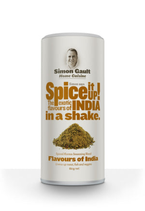 Simon Gault Home Cuisine Indian Seasoning 60gm
